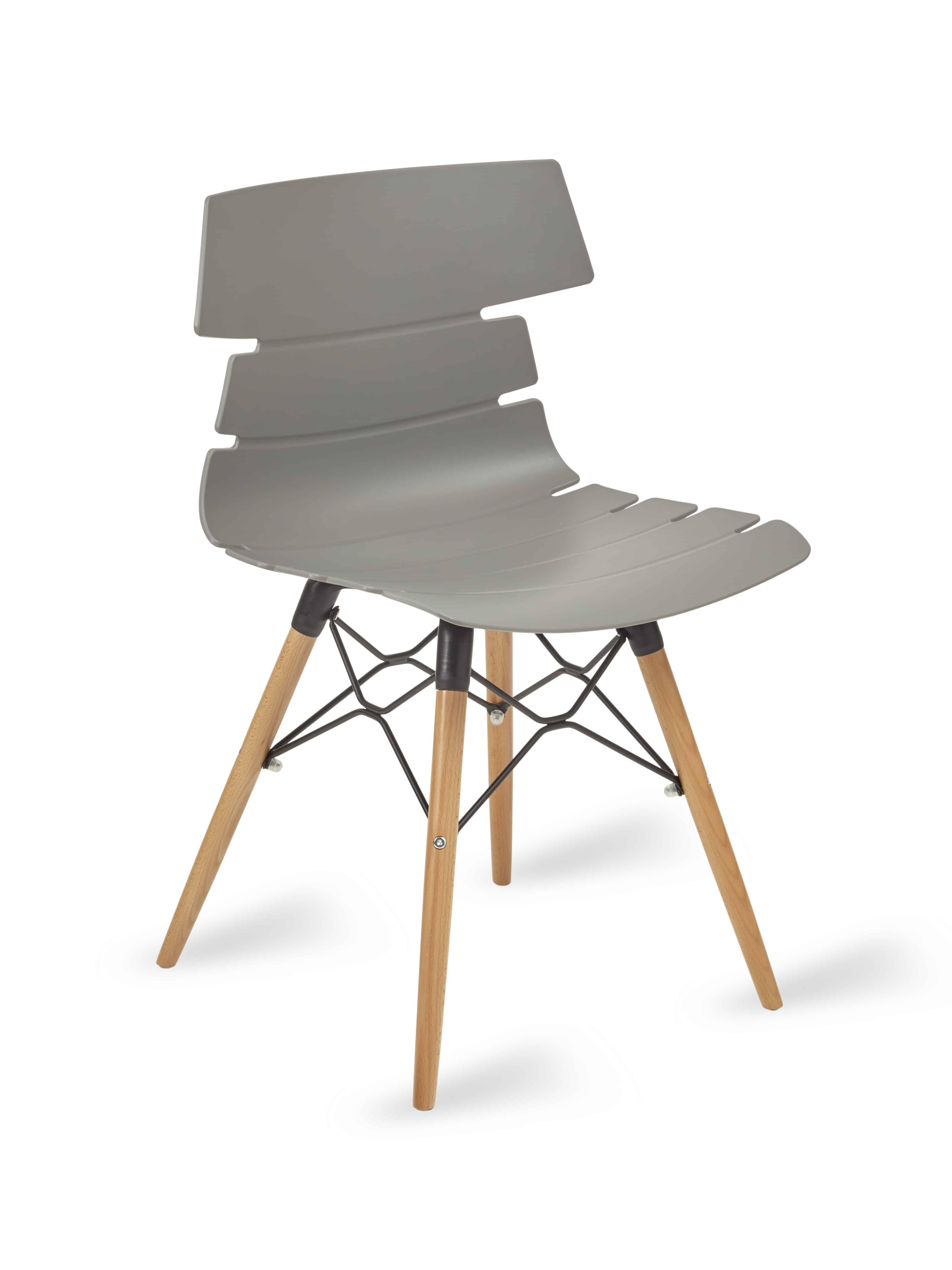 Hoxton Side Chair K Frame Beech Irish Contract Seating